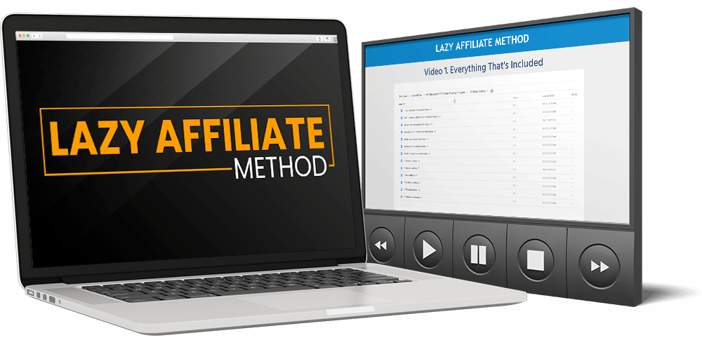 Build A Complete Done For You Affiliate Marketing System using The Lazy Affiliate Method 2